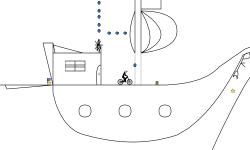 Quick Pirate Ship