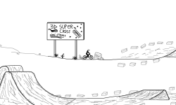3d supercross