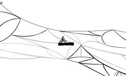 Line art track
