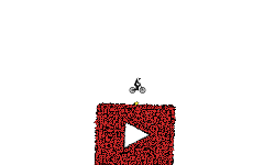 Youtube logo art