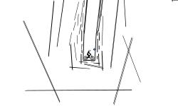 En el túnel suave ç