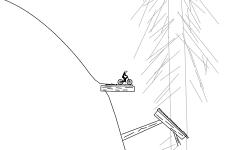 woods to random