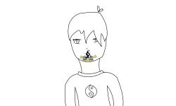 anime character (i Tried)