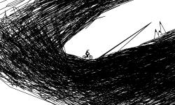 Scribble cave..