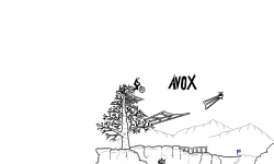 Avox (NOT hold 🠅)