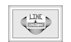 LINE ANIMATION! (zoom in)