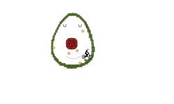 Avocado man