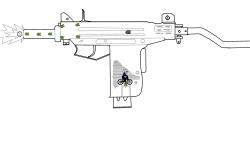 Micro Uzi, 9mm SMG