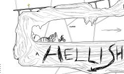 A Hellish Descent 4