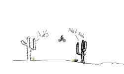 My best cactus drawings