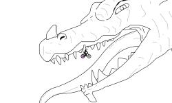 Dragon Drawing #2