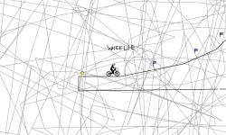 Slow Scribble Wheelie???