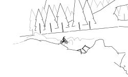 Mountain Wheelie