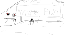 Run, Monster!