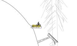 The BMX track