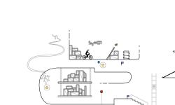 BMX Challenge #20: Warehouse