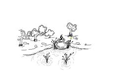 bog, marsh, swamp, muskeg, fen