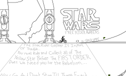 STAR WARS: Free Rider Awakens