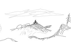 weird hills