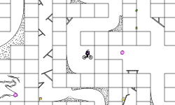 Blob life 11 - like-maze cave