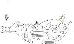 Black Ops Ray Gun