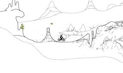 Hard: Mountain background