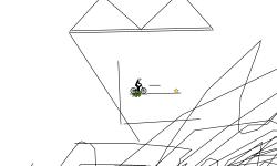 scribble man