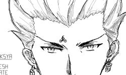 Gilgamesh (Drawing)