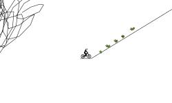 Up Hill Biking