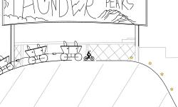 Thunder Peaks Roller Coaster