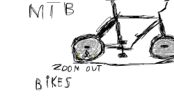 Two Bikes - MTB and BMX
