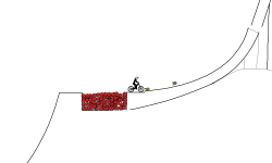 downhill mtbing