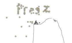 Press z