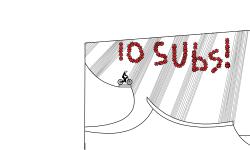 10 subs! desc