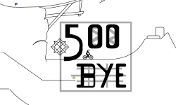 Good-Bye 500_th map