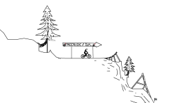 Downhill detailed