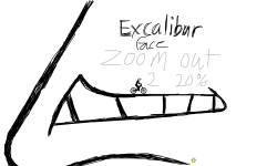 Excalibur Face (Zoom = 20%)