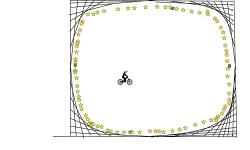 Golden hamster wheel