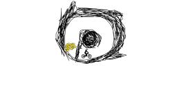 Scribble circle