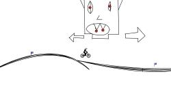 A dun track