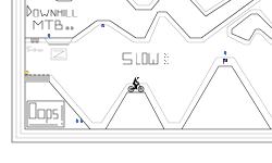 Downhill Track 4