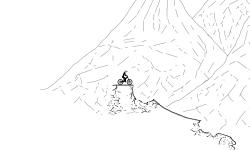 Mountain run
