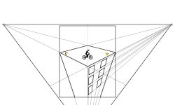 3-Point-Perspective Practice