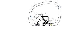 small rider auto press shift