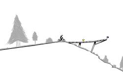 Wooden MTB downhill v.2 (prev)