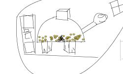 A Mine Turtle's Home