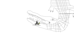 Croc track