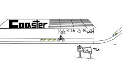 Roller Coaster Build