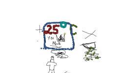 25 grade