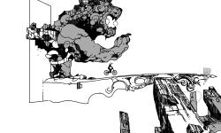 Primordial Sketchlands
